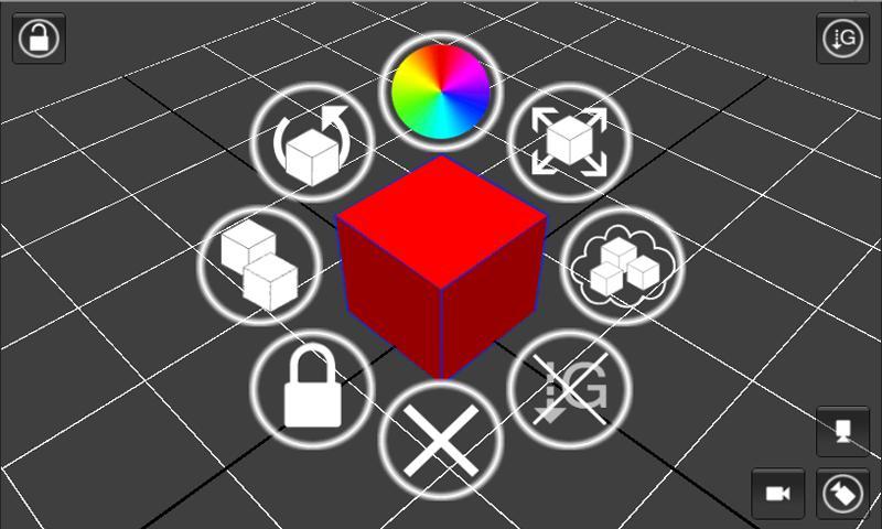3d моделирование на андроид - фото 5