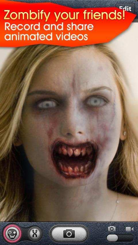 Программу на андроид зомби фото