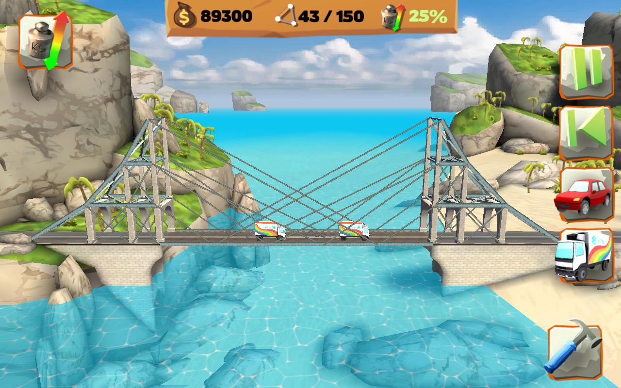 Bridge Constructor Medieval | Скачать на Андроид