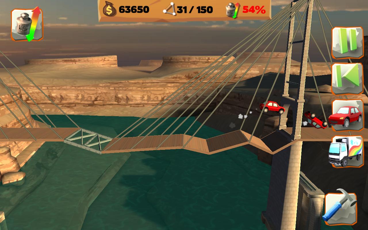 Скачать bridge constructor 2 на пк