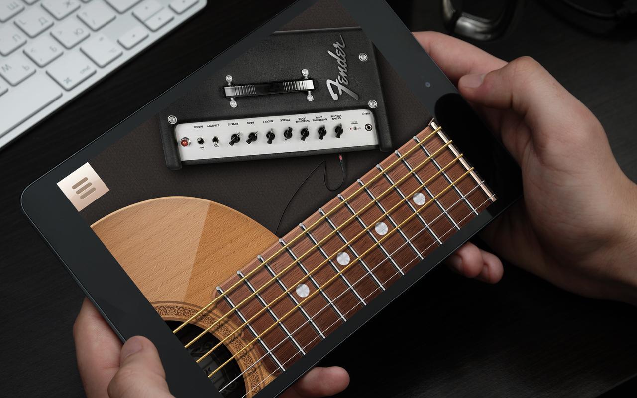 программа гитара для андроид