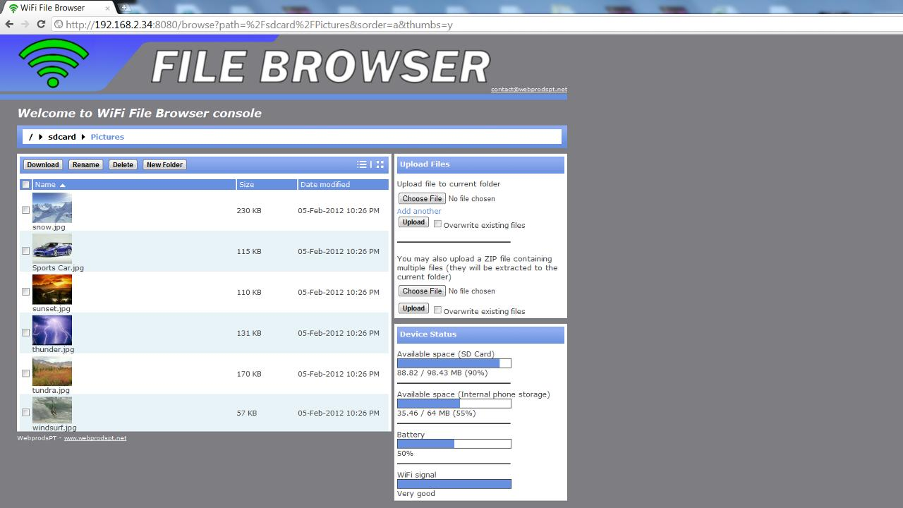 скачать файл браузер для андроид