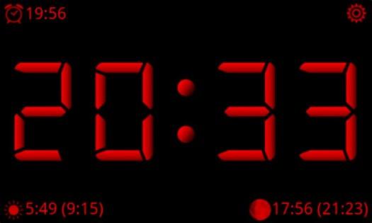 Ночные часы для андроид скачать бесплатно