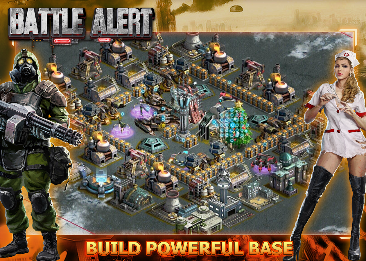 Приложения в Google Play – Battle Alert : War of …