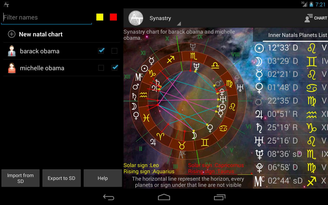 скачать программа астрологический для андроид
