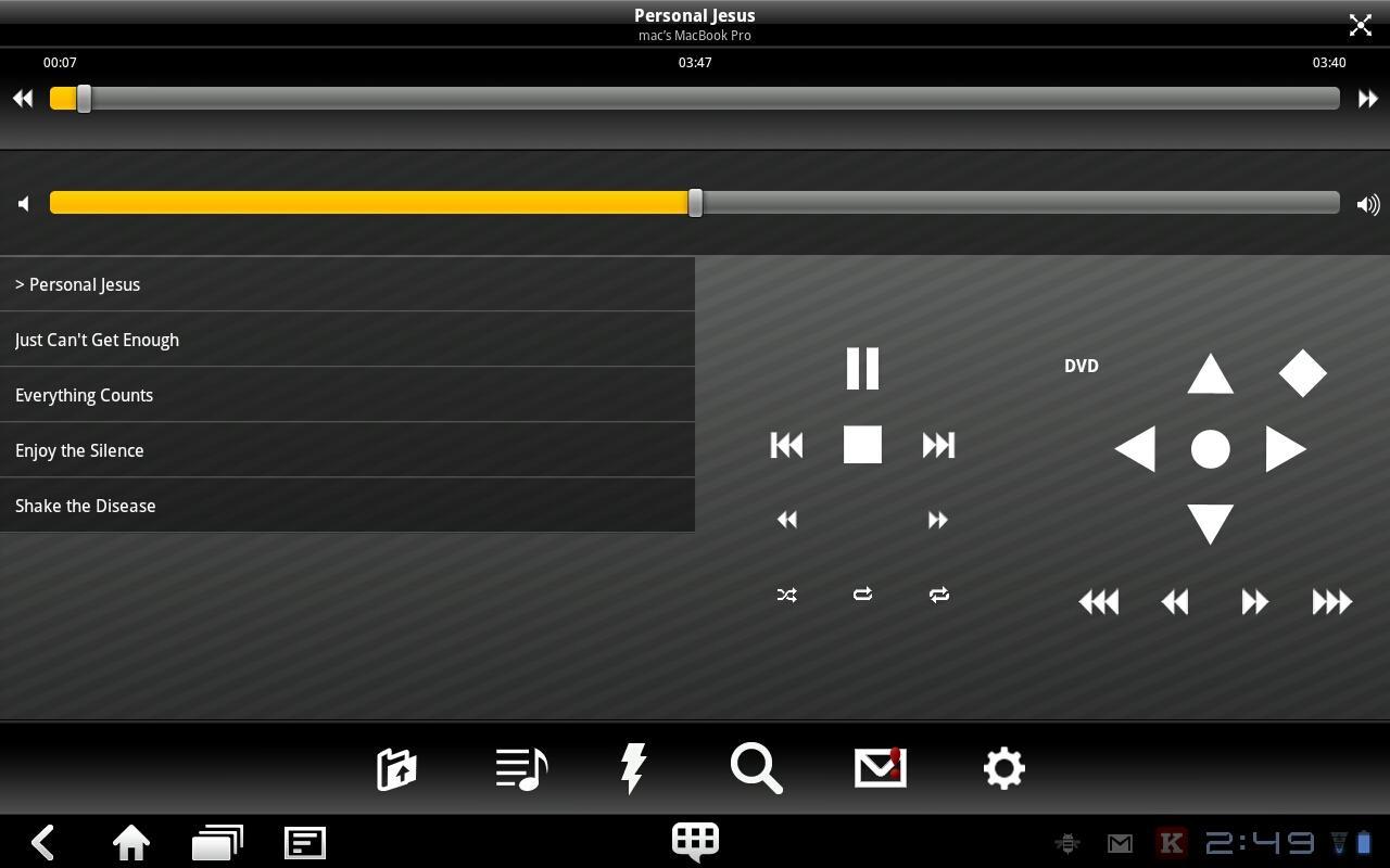 Скачать vlc remote 5. 8 для android.