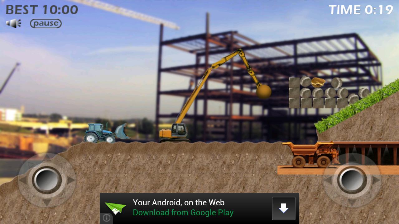 игры на андроид про трактора скачать