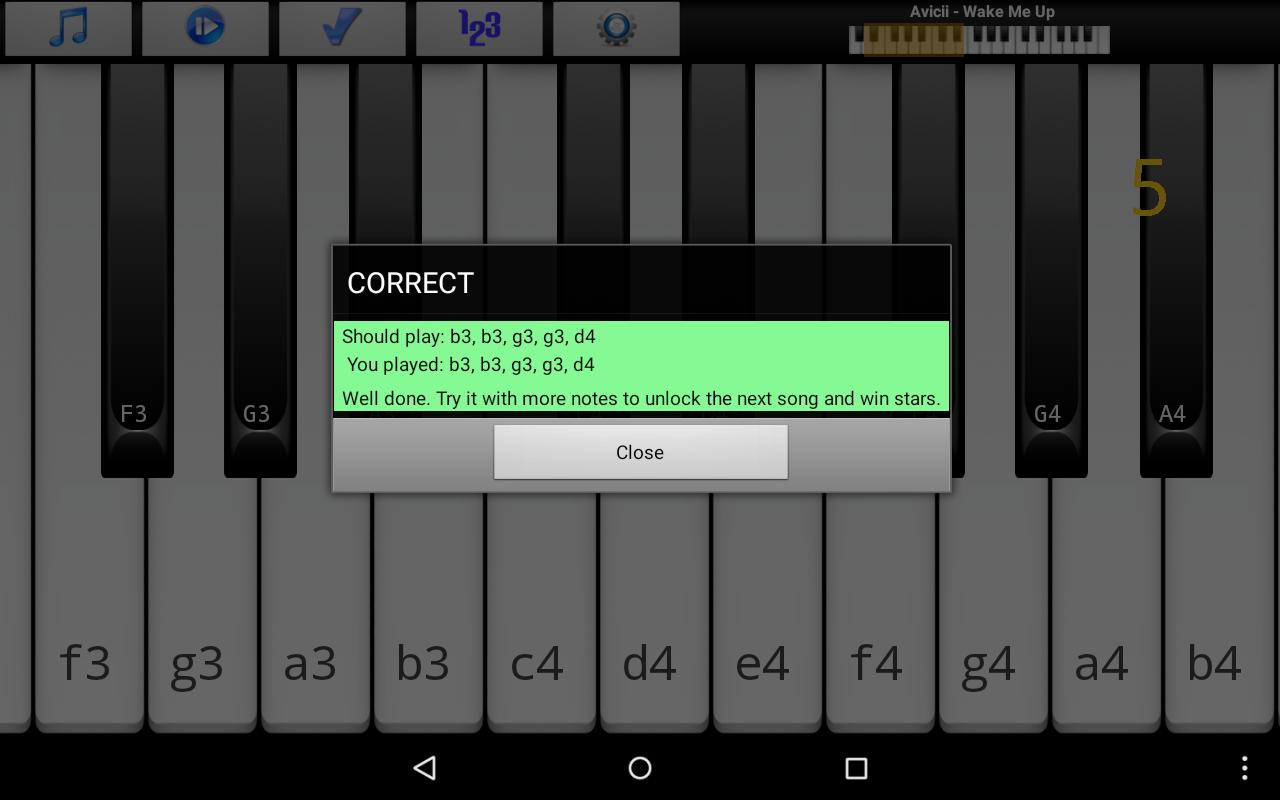Игры на андроид клавиши пианино 2