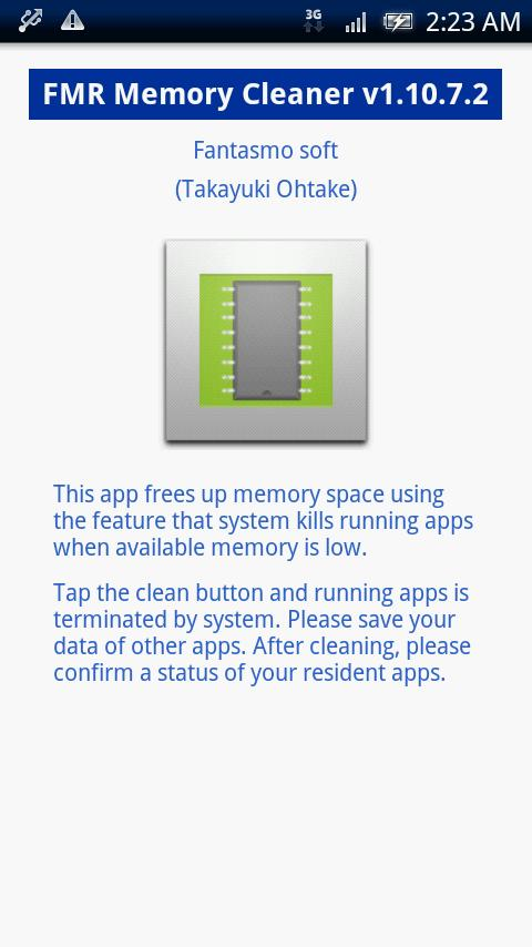 Fmr memory cleaner apk download for android.