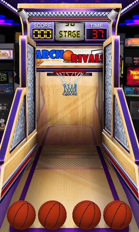 Скачать игру basketball mania