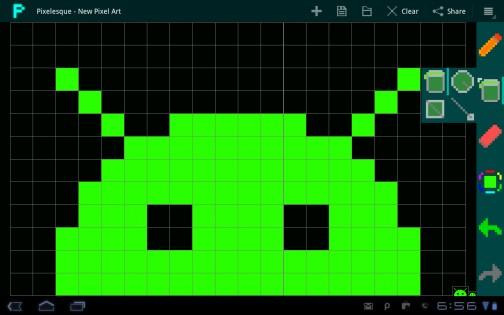 Скачать Pixelesque - Pixel Art 1.2.1 для Android
