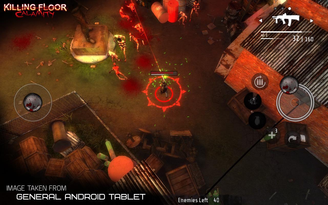 Скачать игру killing floor: incursion / в этом новом зомби.