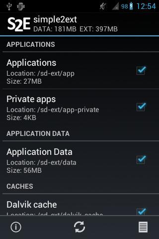 Программу для андроид s2e
