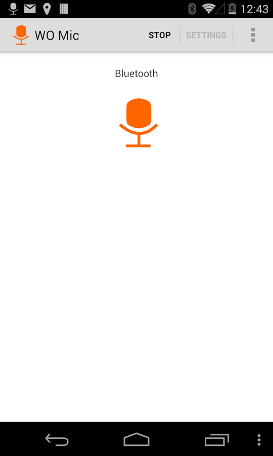 Wo Mic Client для андроид - фото 6