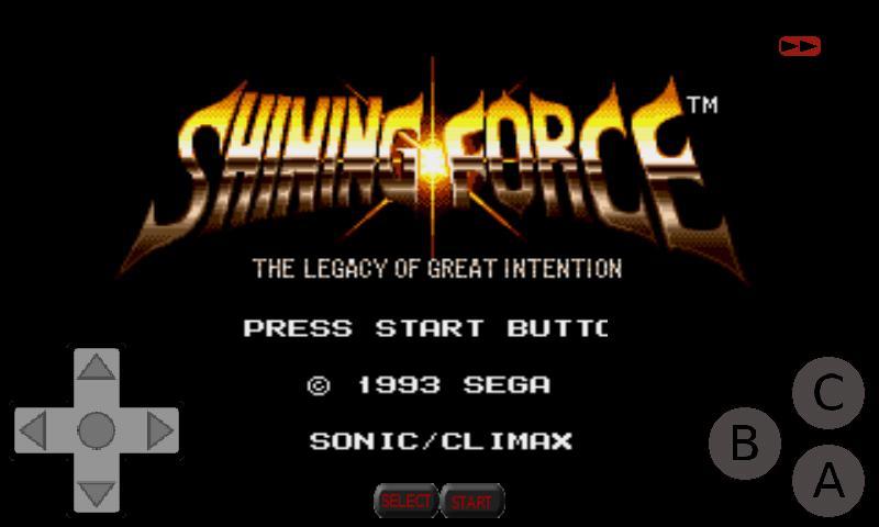 Sega эмулятор rus скачать