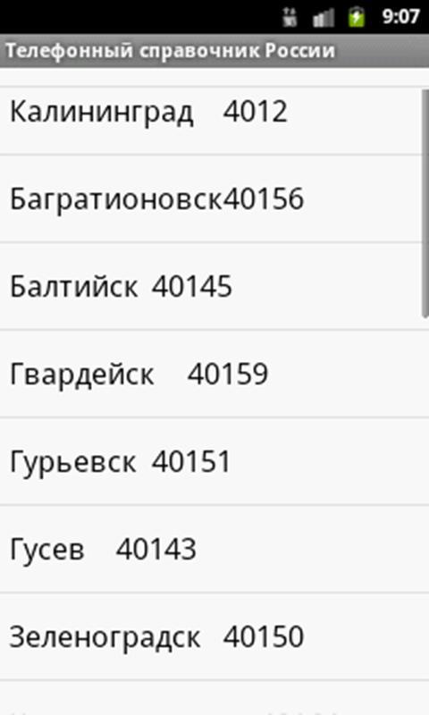 Кликнув по названию оператора или по коду из списка, для вас откроется интерактивная карта