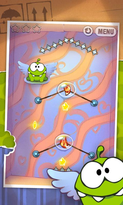 Cut the rope for android free download cut the rope apk game.