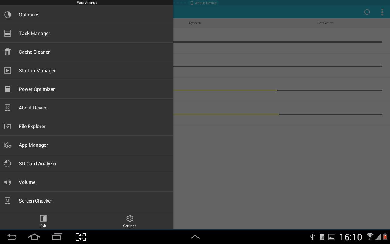 Диспетчер файлов для планшета скачать бесплатно