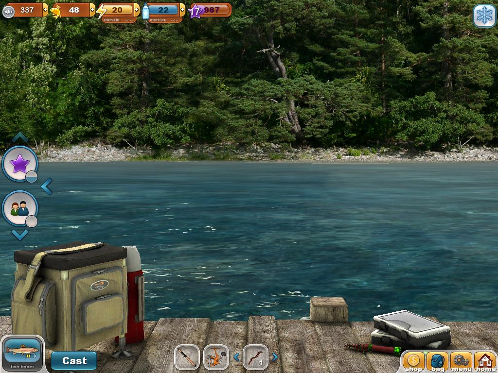 скачать игру рыбалка на android