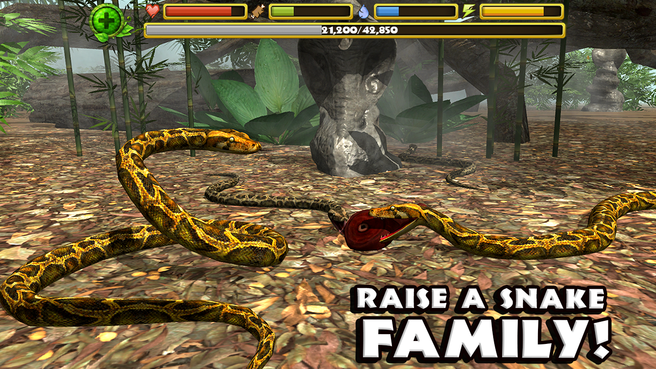 Скачать симулятор змеи бесплатно