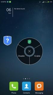 AFWall+ (Android Firewall +) 2.9.9. Скриншот 7
