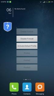 AFWall+ (Android Firewall +) 2.9.9. Скриншот 8