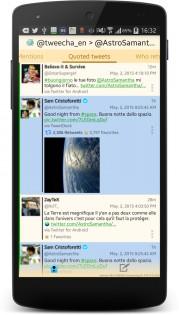 tweecha 67.1.2. Скриншот 2