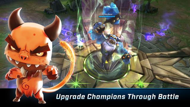 Call of champions скачать на андроид