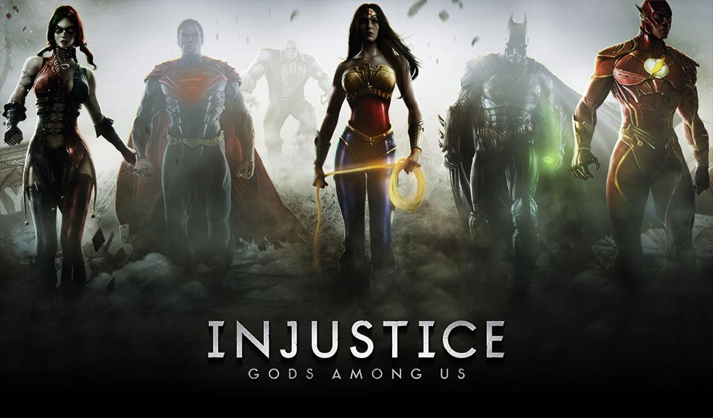Injustice 1 скачать торрент - фото 9