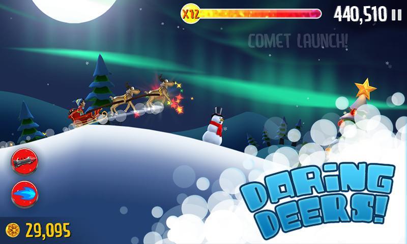 Скачать Игру Ски Сафари - фото 2