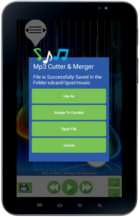 Скачать программу для замедления музыки для андроид
