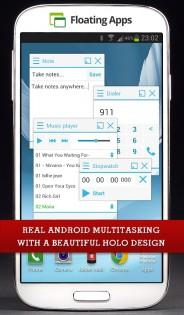 Floating Apps 4.4.6. Скриншот 2