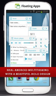 Floating Apps 4.5.3. Скриншот 2