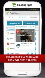 Floating Apps 4.5.3. Скриншот 5