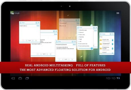 Floating Apps 4.4.6. Скриншот 12