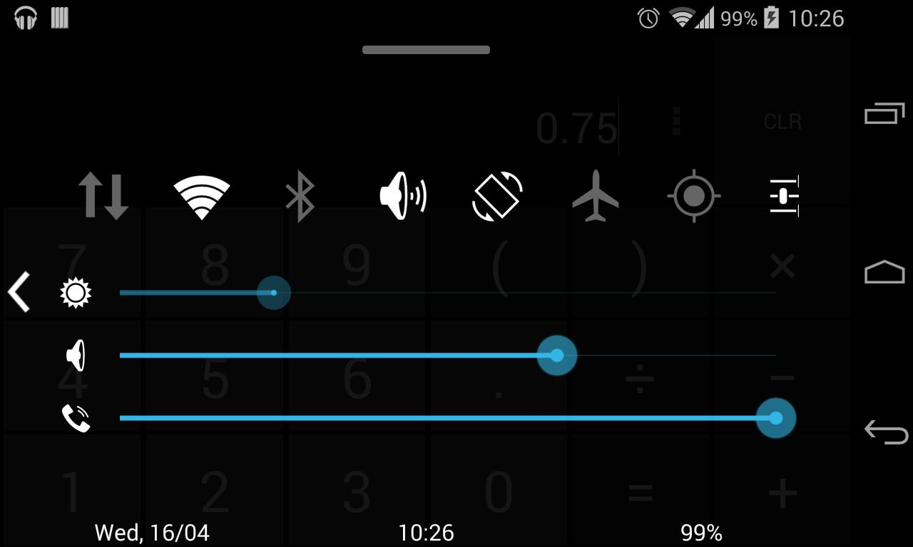 скачать на андроид панель управления