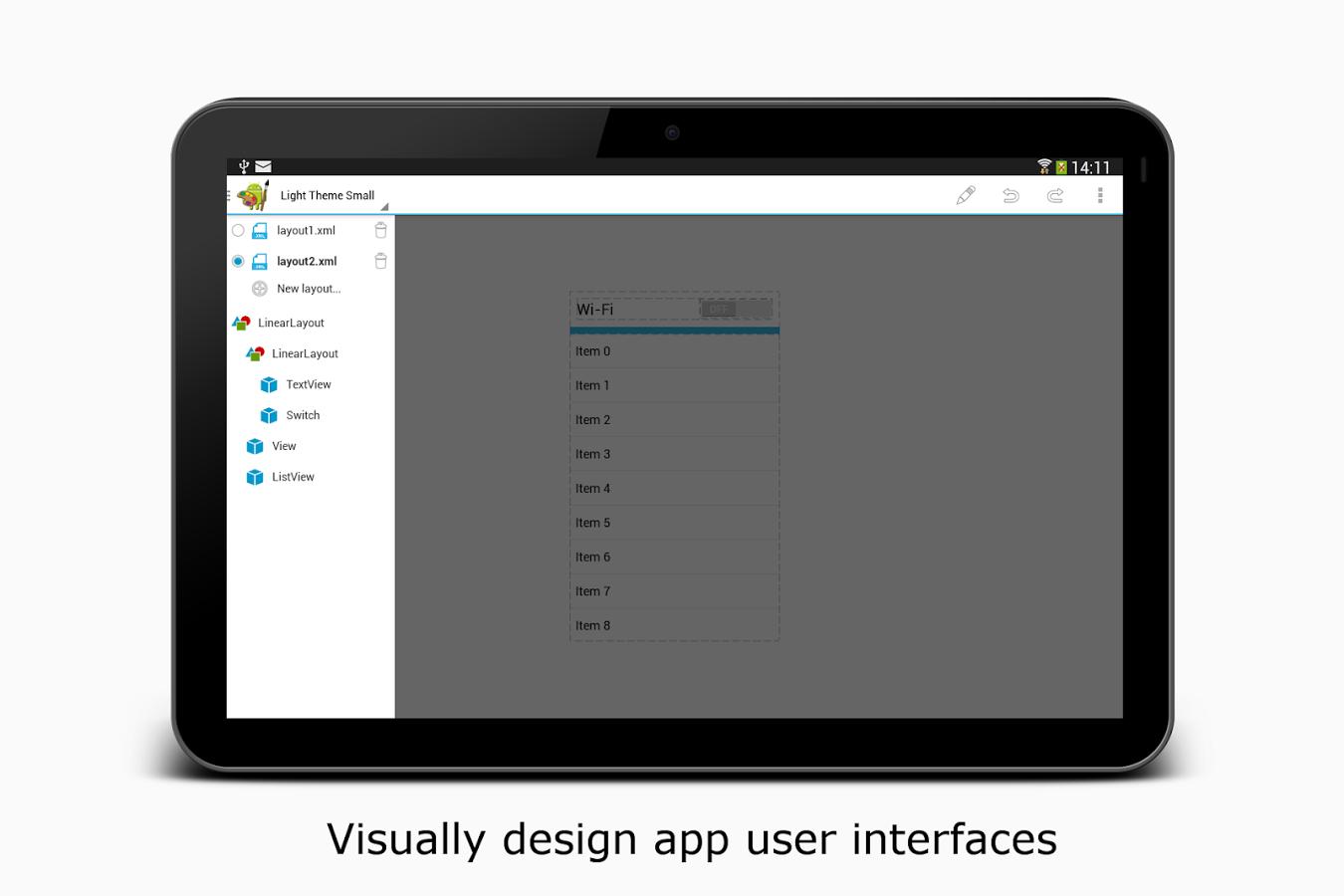 Ui Designer: Android Ui Designer Xml