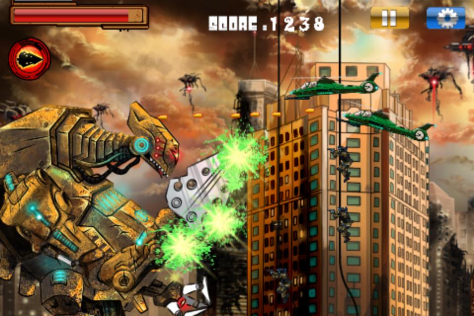 Скачать игру rampage на андроид