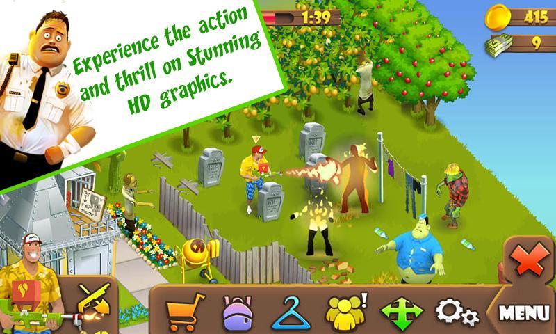 Скачать игру zombie lane на андроид