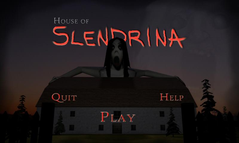 Скачать игру slendrina на компьютер