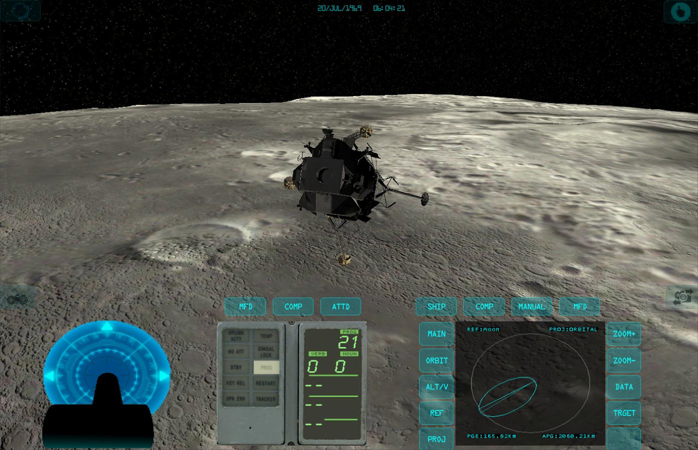 Скачать симулятор космос