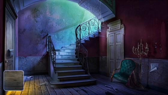 Home darkness— Escape 1.0. Скриншот 1