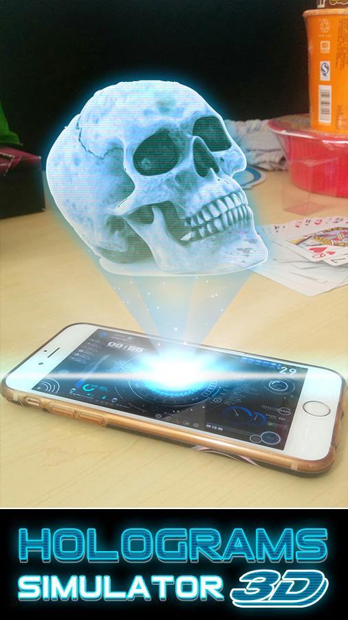 Голограмма 3д кот симулятор скачать на андроид