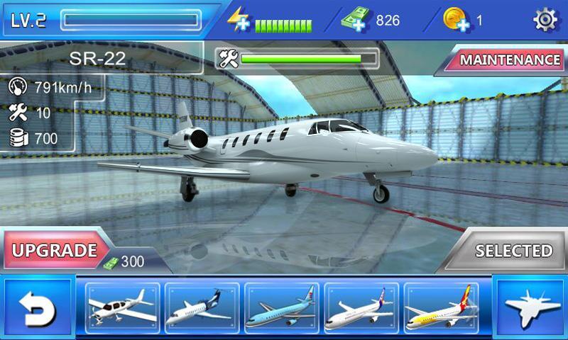 Скачать игру симулятор летчика