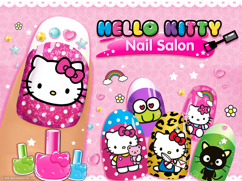 Cute Nails 3d Princess Games Beautiful Princess Nail Makeover Salon