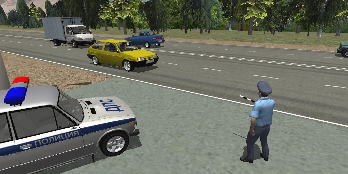 Симулятор полицейского на андроид скачать