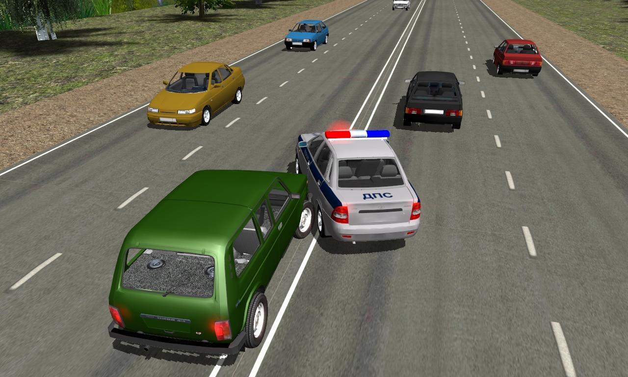 Скачать игру симулятор полиция