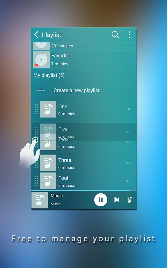 аудиоплеер для андроид скачать бесплатно