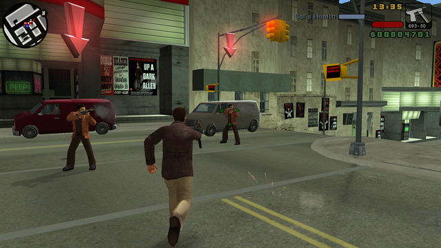 Grand theft auto: liberty city stories | app price drops.