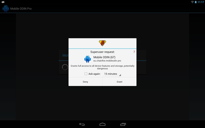 Скачать SuperSU 2 82-SR5 для Android
